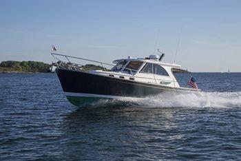 Thumb legacy yachts 36 running