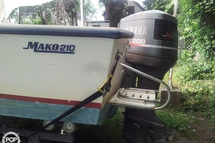 Mako 210 Walkaround for sale in United States of America for $10,500 (£8,159)