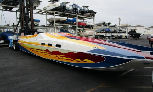 Image of Warlock 36 SXT for sale in United States of America for $61,500 (£44,611) Newport Beach, California, United States of America