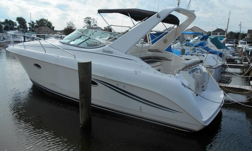 Image of Silverton 310 Express for sale in United States of America for $28,800 (£21,845) Lanoka Harbor, New Jersey, United States of America