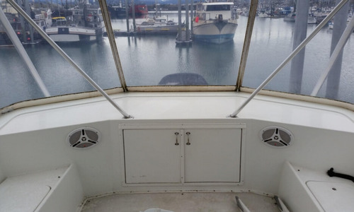 Image of Hatteras 52 Convertible for sale in United States of America for $150,000 (£114,749) Anchor Pt, Alaska, United States of America