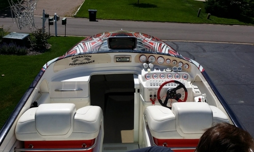 Image of Sunsation 32 Dominator for sale in United States of America for $75,000 (£54,115) Forest Lake, Minnesota, United States of America