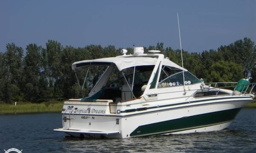 Image of Sea Ray 268 Sundancer for sale in United States of America for $24,300 (£18,684) Hadley, Pennsylvania, United States of America