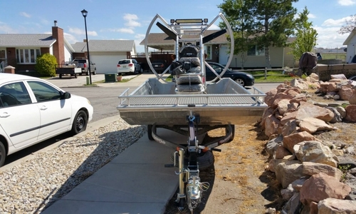 Image of Hydroslide mini airboat 12 Wet Nymph for sale in United States of America for $15,000 (£11,352) Magna, Utah, United States of America