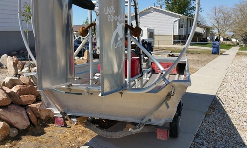 Image of Hydroslide mini airboat 12 Wet Nymph for sale in United States of America for $15,000 (£11,396) Magna, Utah, United States of America