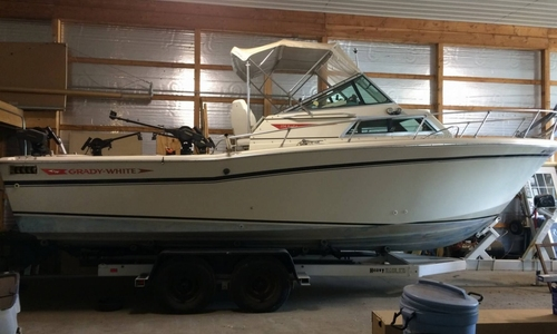 Image of Grady-White 254 Kingfish for sale in United States of America for $13,000 (£9,850) Nunica, Michigan, United States of America
