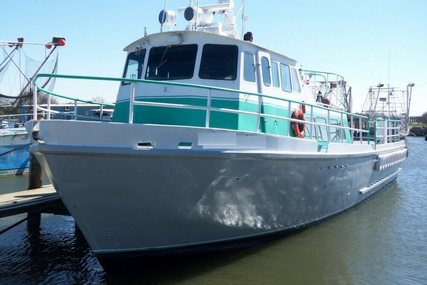 Stewart Seacraft 64 Crew Boat for sale in United States of America for $189,000 (£142,652)
