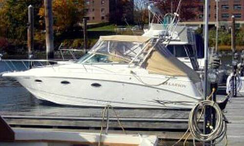 Image of Larson 290 Cabrio for sale in United States of America for $34,999 (£27,648) Haverstraw, New York, United States of America