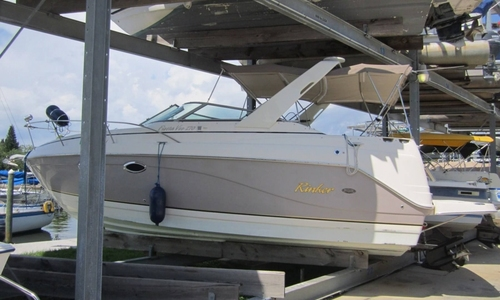 Image of Rinker Fiesta Vee 270 for sale in United States of America for $42,000 (£31,991) Hudson, Florida, United States of America