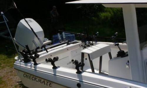 Image of Custom Built 25 Center Console for sale in United States of America for $19,500 (£15,554) National City, Michigan, United States of America