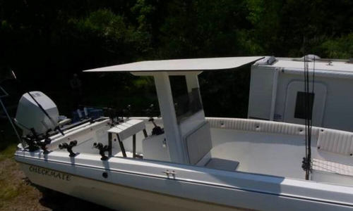 Image of Custom Built 25 Center Console for sale in United States of America for $19,500 (£14,701) National City, Michigan, United States of America