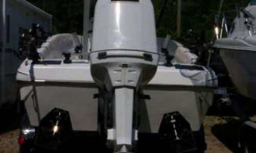 Image of Custom Built 25 Center Console for sale in United States of America for $19,500 (£14,794) National City, Michigan, United States of America
