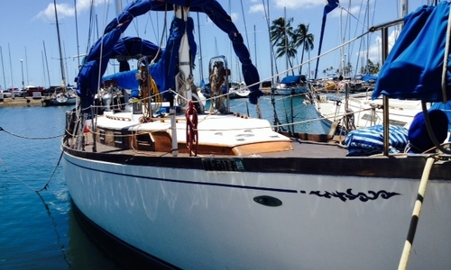 Image of Cheoy Lee 47 Yawl for sale in United States of America for $59,800 (£42,889) Honolulu, Hawaii, United States of America