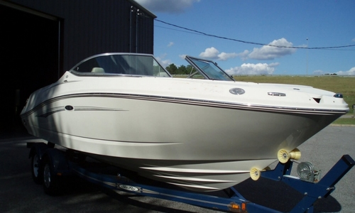 Image of Sea Ray 230 Select for sale in United States of America for $33,300 (£24,223) Mobile, Alabama, United States of America