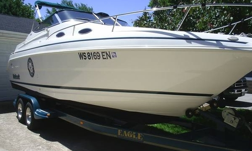 Image of Wellcraft 260 SE for sale in United States of America for $19,420 (£14,127) Fond Du Lac, Wisconsin, United States of America