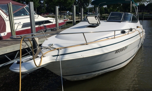 Image of Wellcraft 260 SE for sale in United States of America for $19,420 (£14,787) Fond Du Lac, Wisconsin, United States of America