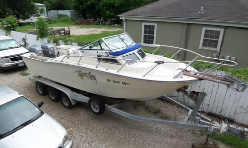 Image of Hydra-Sports 25 Walkaround for sale in United States of America for $15,000 (£10,881) Metairie, Louisiana, United States of America
