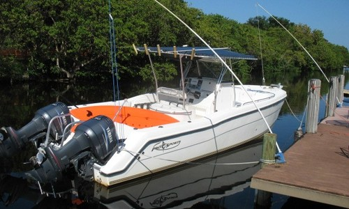 Image of Pro Sports 2660 Kat Center Console for sale in United States of America for $39,900 (£29,024) Pompano Beach, Florida, United States of America