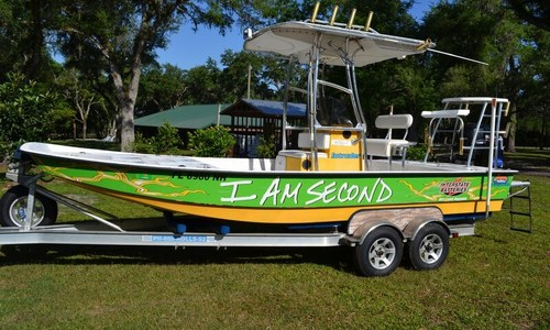Image of Dream Intruder 21-Flats World Record Holder for sale in United States of America for $70,000 (£54,369) Brooksville, Florida, United States of America