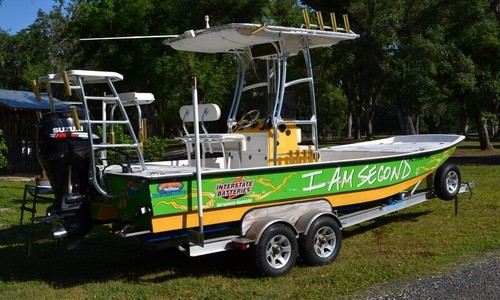 Image of Dream Intruder 21-Flats World Record Holder for sale in United States of America for $75,000 (£55,675) Brooksville, Florida, United States of America