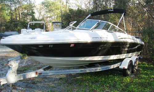 Image of Sea Ray 205 Sport for sale in United States of America for $ 20.900 (£ 14.998) Hanahan, South Carolina, United States of America