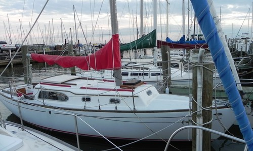 Image of Columbia 29 S & S Mark II for sale in United States of America for $12,500 (£9,093) Norfolk, Virginia, United States of America
