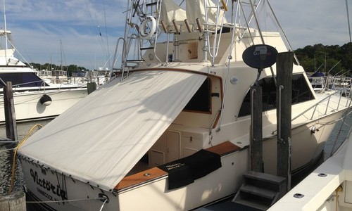 Image of Pace 40 Custom Sport Fisherman for sale in United States of America for $95,000 (£68,016) Hampton Bays, New York, United States of America