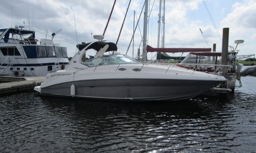 Image of Sea Ray 320 Sundancer for sale in United States of America for $99,975 (£71,983) Brunswick, Georgia, United States of America
