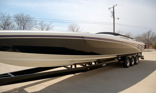 Image of Scarab 43 Thunder for sale in United States of America for $79,000 (£59,937) Hickory Creek, Texas, United States of America