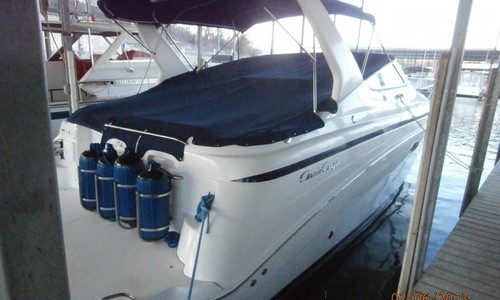 Image of Chris-Craft 328 Express Cruiser for sale in United States of America for $62,500 (£45,016) Fort Worth, Texas, United States of America