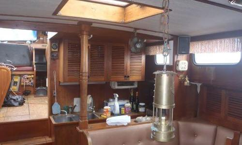 Image of Sea Finn 411 Motorsailer for sale in United States of America for $45,000 (£35,959) Green Cove Springs, Florida, United States of America