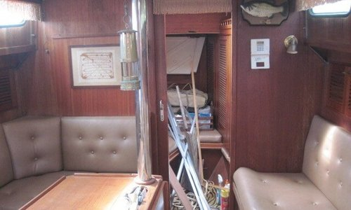 Image of Sea Finn 411 Motorsailer for sale in United States of America for $75,000 (£54,115) Green Cove Springs, Florida, United States of America