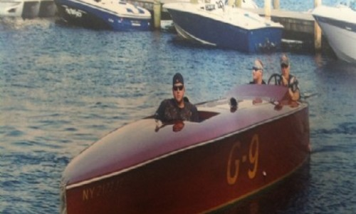 Image of Custom 26 Gold Cup Race Boat for sale in United States of America for $49,900 (£37,717) Uxbridge, Massachusetts, United States of America