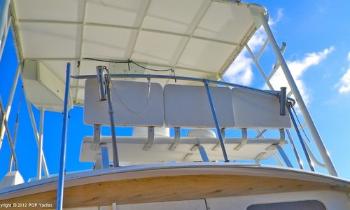 Image of Bertram 33 Flybridge Cruiser for sale in United States of America for $29,900 (£23,893) Marathon, Florida, United States of America