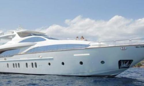Image of Azimut 116 for sale in Spain for €4,900,000 (£4,295,043) Spain