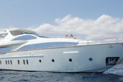 Azimut 116 for sale in Spain for €4,900,000 (£4,338,779)