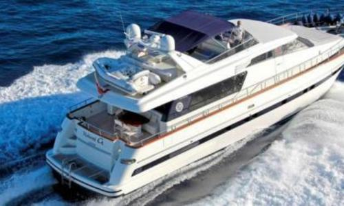 Image of Sanlorenzo SL72-428 for sale in Spain for €1,200,000 (£1,066,335) Spain