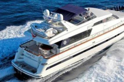 Sanlorenzo SL72-428 for sale in Spain for €1,200,000 (£1,069,376)