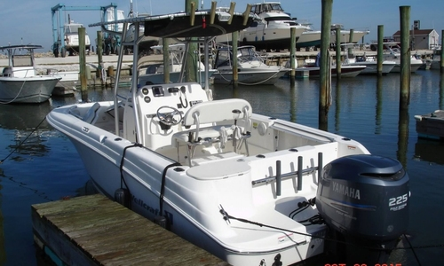 Image of Wellcraft 232 Fisherman for sale in United States of America for $37,500 (£28,414) Marmora, New Jersey, United States of America