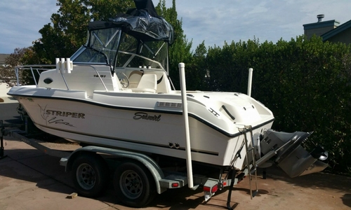Image of Seaswirl Striper 1851 for sale in United States of America for $21,995 (£15,955) Watsonville, California, United States of America