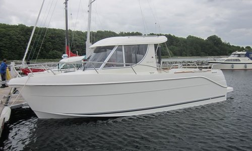 Image of Arvor 280AS for sale in United Kingdom for £99,950 Essex Marina, United Kingdom
