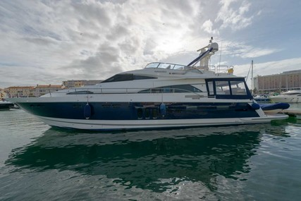 Fairline Squadron 70 for sale in Portugal for €990,000 (£871,418)