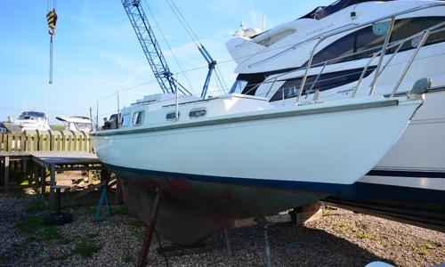Image of Halcyon 27 for sale in United Kingdom for £4,950 Boats.co. HQ, Essex Marina, United Kingdom