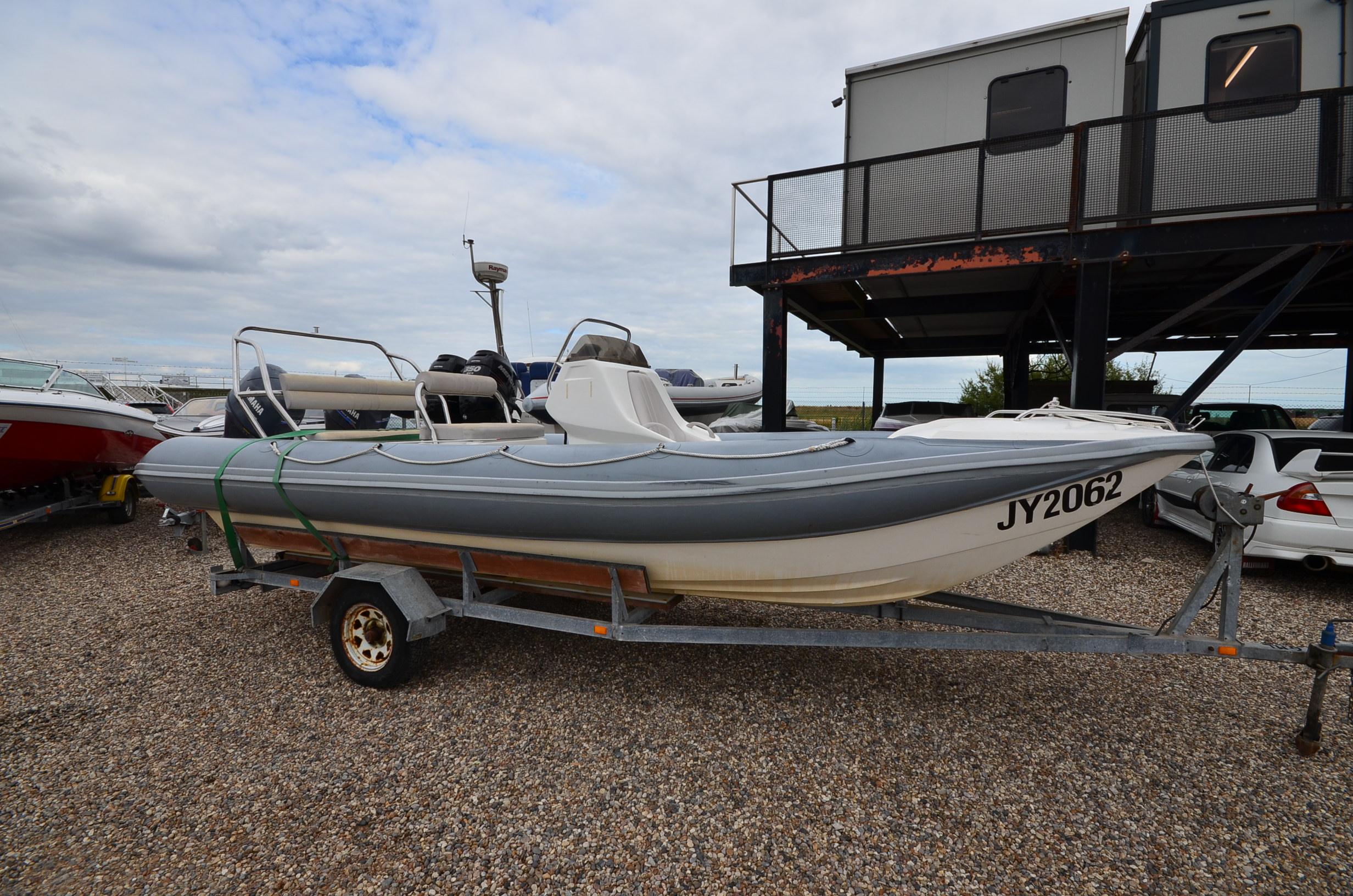 Hysucat 6 5M Rib for sale in United Kingdom for 9 950 £