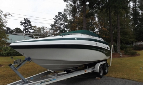 Image of Crownline 230 CCR for sale in United States of America for $19,000 (£13,627) Reevesville, South Carolina, United States of America
