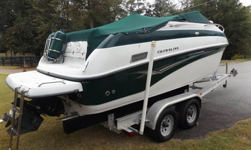 Image of Crownline 230 CCR for sale in United States of America for $19,000 (£13,821) Reevesville, South Carolina, United States of America