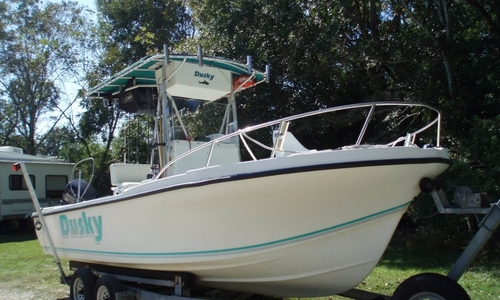 Image of Dusky Marine 227 for sale in United States of America for $15,000 (£11,629) Foley, Alabama, United States of America
