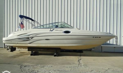 Image of Sea Ray 270 Sundeck for sale in United States of America for $27,700 (£20,963) Dania Beach, Florida, United States of America