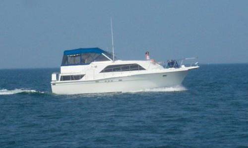 Image of Chris-Craft 381 Catalina for sale in United States of America for $48,000 (£37,381) Rochester, New York, United States of America