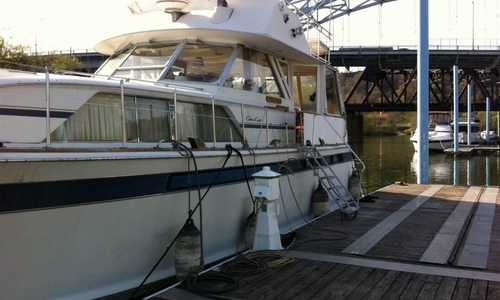 Image of Chris-Craft Commander 47 for sale in United States of America for $98,000 (£74,646) Mckeesport, Pennsylvania, United States of America